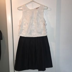 NWT formal top and skirt 8P